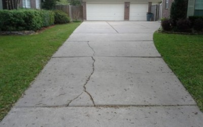 How To Repair Your Cracked Driveways